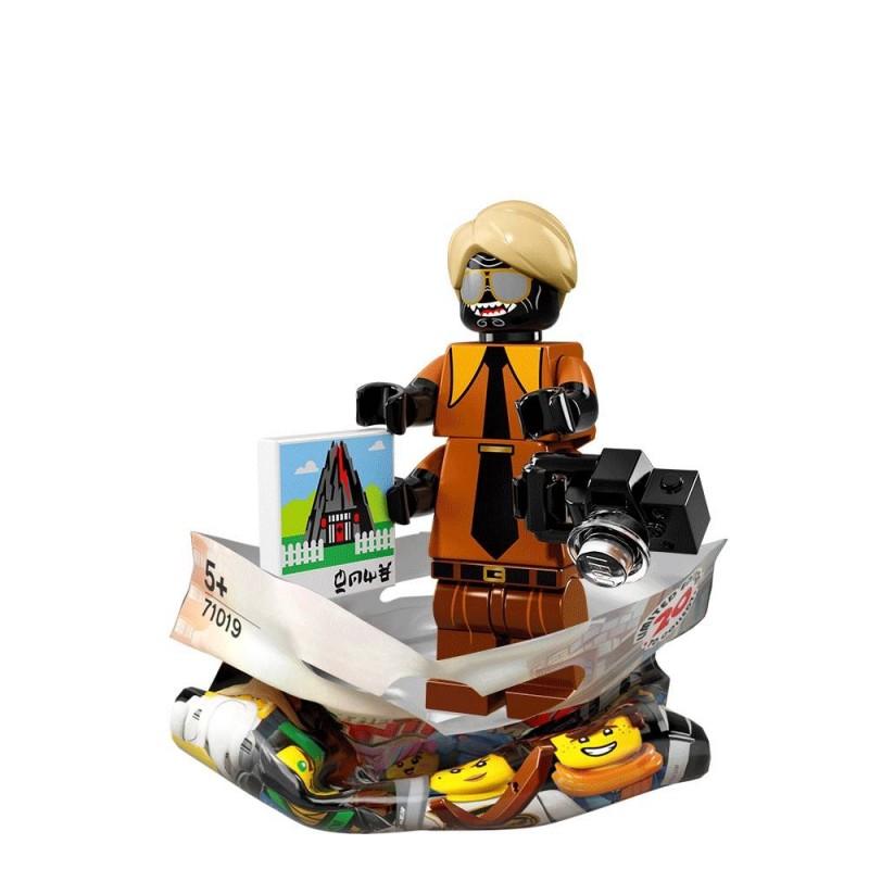 Flashback Garmadon - LEGO Ninjago Movie Collectible Minifigure