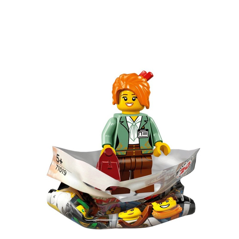 Misako - LEGO Ninjago Movie Collectible Minifigure
