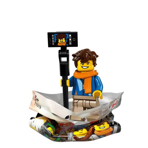 Jay - LEGO Ninjago Movie Collectible Minifigure