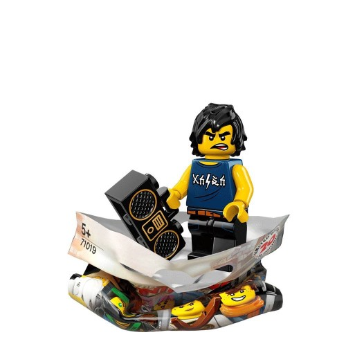Cole - LEGO Ninjago Movie Collectible Minifigure