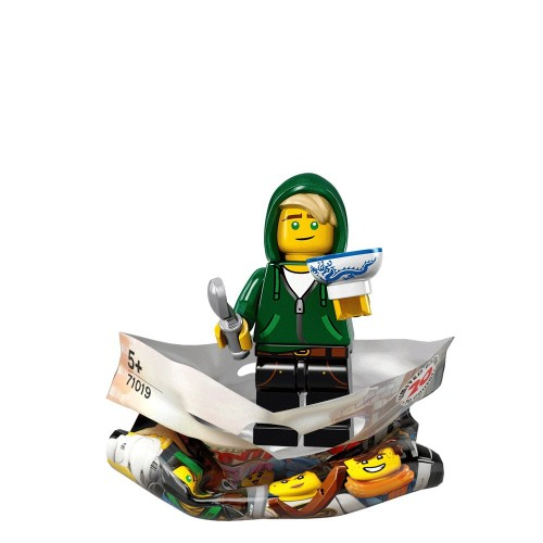 Lloyd Garmadon - LEGO Ninjago Movie Collectible Minifigure