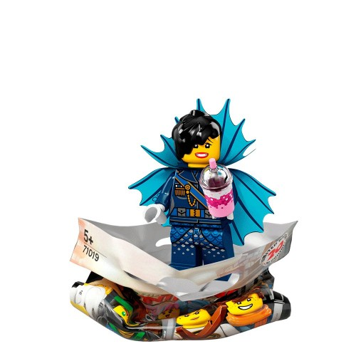 Shark Army General 1 - LEGO Ninjago Movie Collectible Minifigure