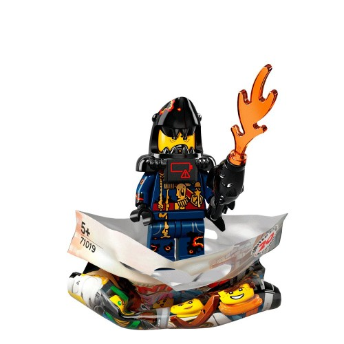 Shark Army Great White - LEGO Ninjago Movie Collectible Minifigure