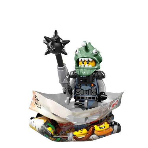Shark Army Angler - LEGO Ninjago Movie Collectible Minifigure