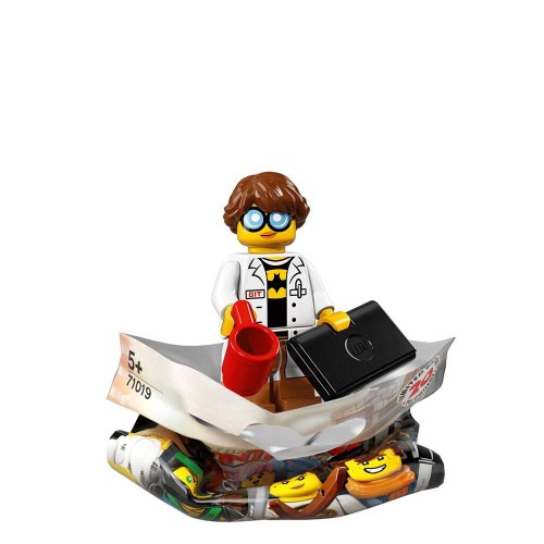GPL Tech - LEGO Ninjago Movie Collectible Minifigure