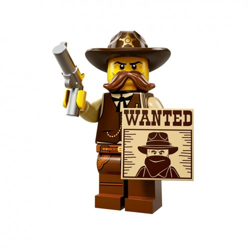 Sheriff - LEGO Series 13 Collectible Minifigure