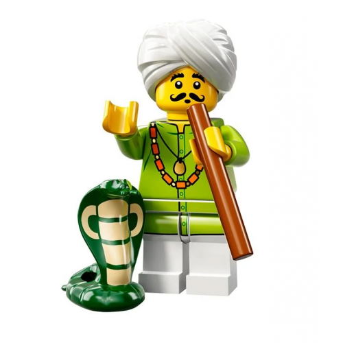 Snake Charmer - LEGO Series 13 Collectible Minifigure