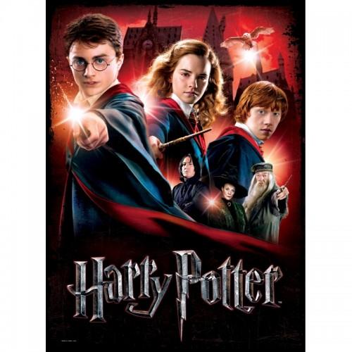 Hogwarts School Poster Puzzle