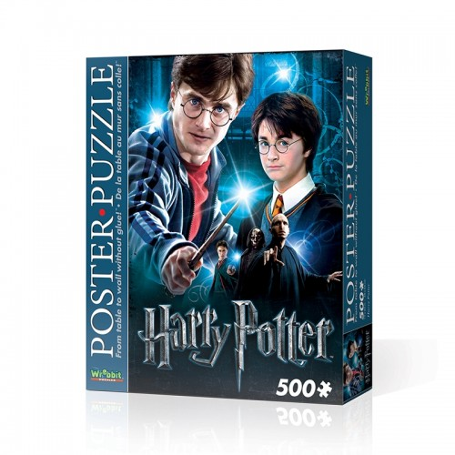 Harry Potter Poster Puzzle