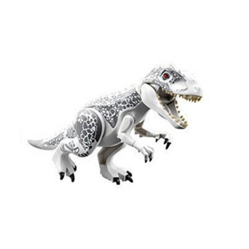 Dinosaur Building Toy Fits All Major Brands