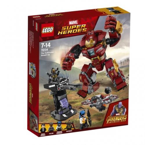 The Hulkbuster Smash-Up