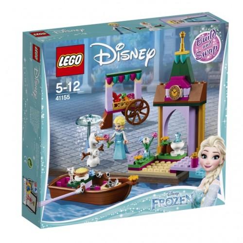 Elsa's Market Adventure