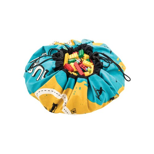 Play & Go Toy Storage Bag - Jeans