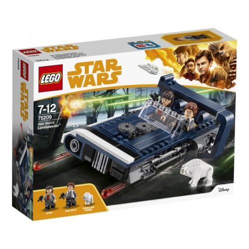 Han Solo's Landspeeder