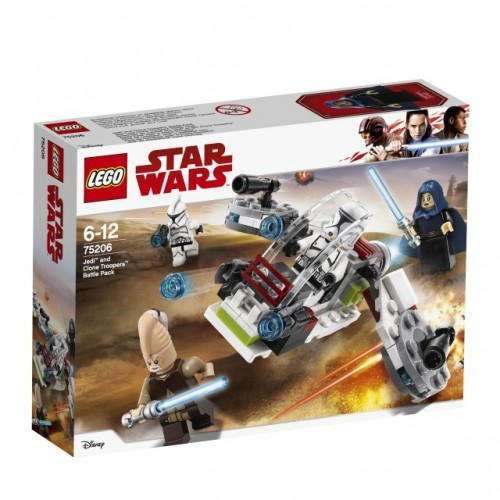 Jedi and Clone Troopers Battle Pack