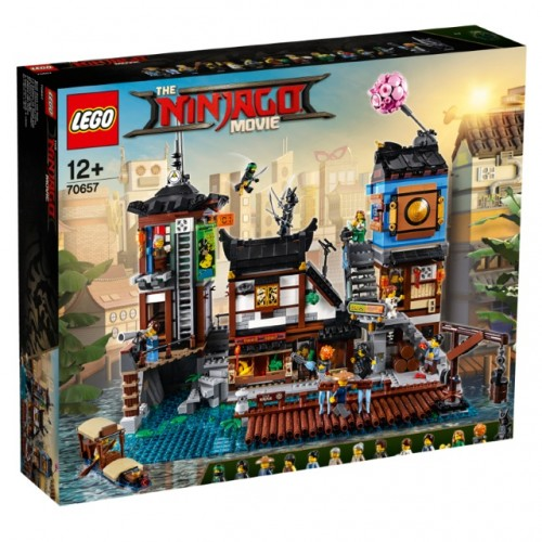 NINJAGO® City Docks