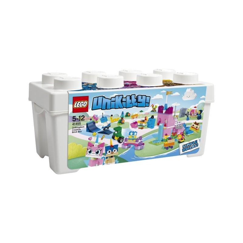 Unikingdom Creative Brick Box