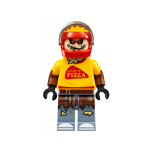 Scarecrow, Pizza Delivery Outfit