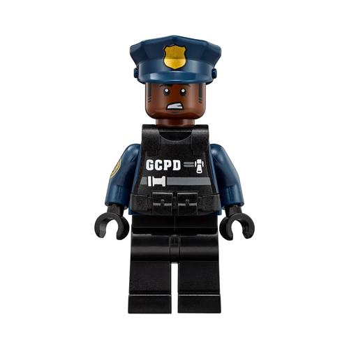 Gotham City Police Officer