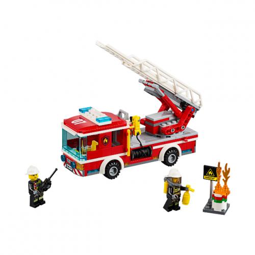 Fire Ladder Truck (Retired...