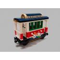 LEGO Holiday Train Passenger Carriage