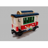 LEGO Holiday Train Passenger Carriage