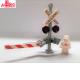 LEGO Custom Printed Railway Crossing