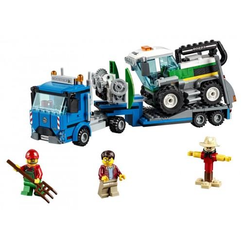 Harvester Transporter