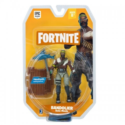 Fortnite Solo Mode Bandolier Figure