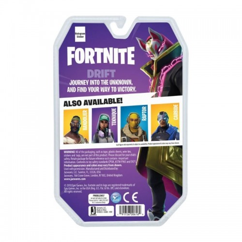 Fortnite Solo Mode Drift Figure