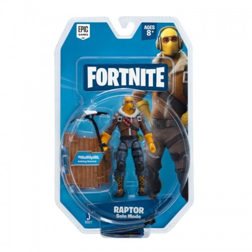 Fortnite Solo Mode Raptor Figure