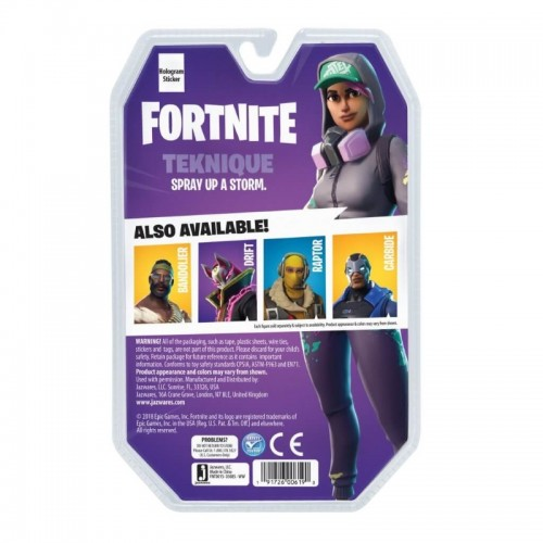 Fortnite Solo Mode Teknique Figure