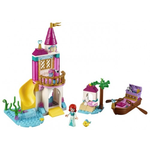 Ariel's Seaside Castle
