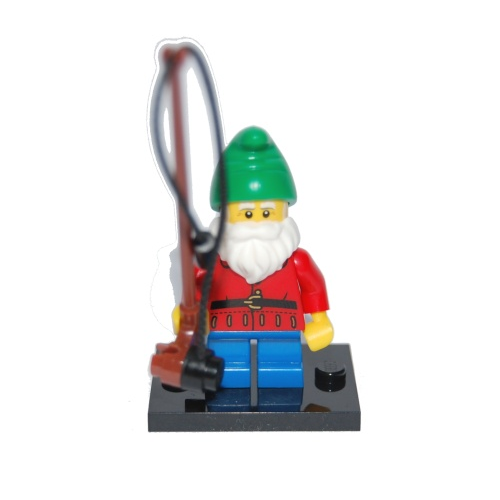 Lawn Gnome - LEGO Series 4 Collectible Minifigure