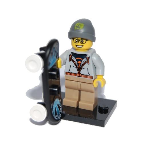 Street Skater - LEGO Series 4 Collectible Minifigure