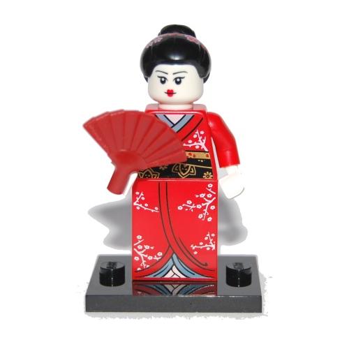 Kimono Girl - LEGO Series 4 Collectible Minifigure