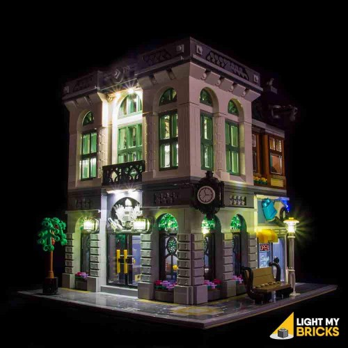 LEGO Brick Bank 10251 Light Kit