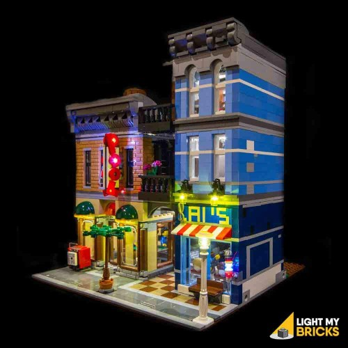 LEGO Detective's Office...