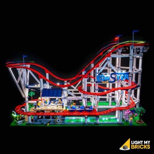 LEGO Roller Coaster 10261...