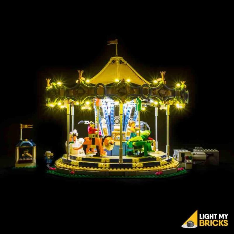 LEGO Carousel 10257 Light Kit