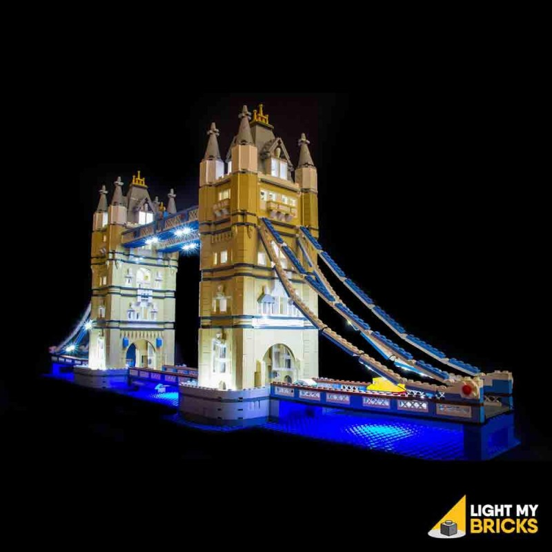 LEGO Tower Bridge 10214 Light Kit