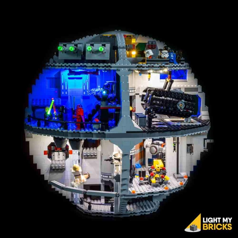 LEGODeath Star 75159 Light Kit