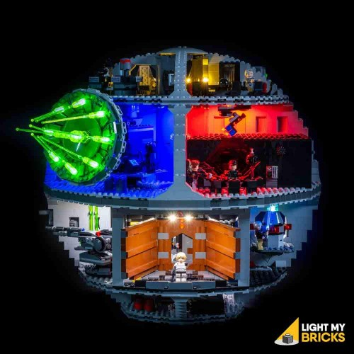 LEGO Death Star 75159 Light...