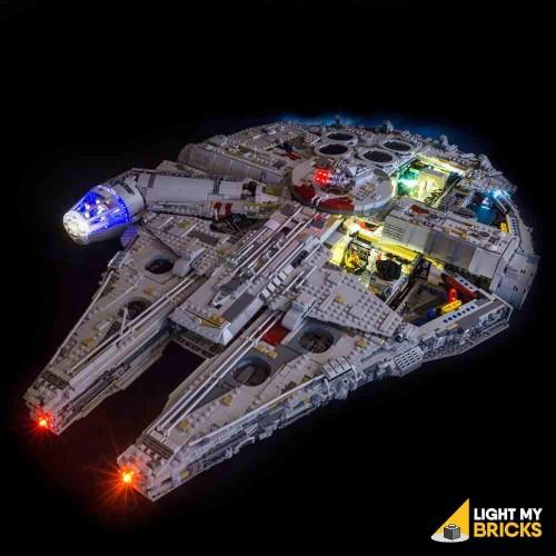 LEGO UCS Millennium Falcon...
