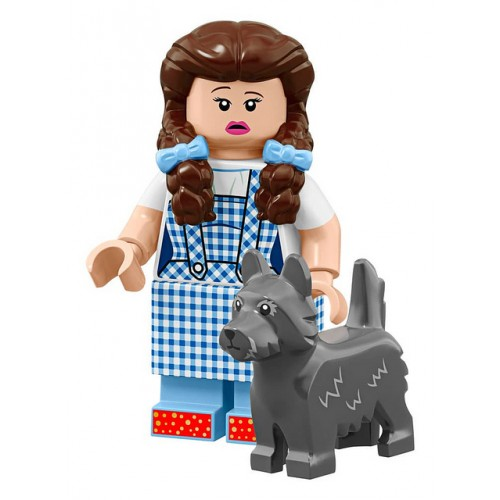 Dorothy Gale and Toto