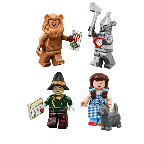 Wizard of Oz 4 Pack