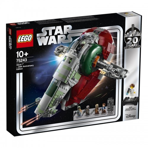 Slave 1 - 20th Anniversary Edition