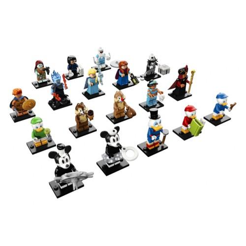 LEGO® Disney Minifigure Series 2 Sealed Box of 60
