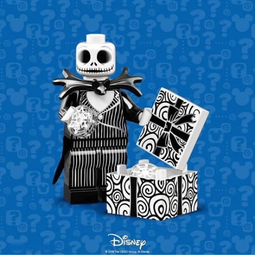 LEGO® Disney Minifigure Series 2 - Jack Skellington