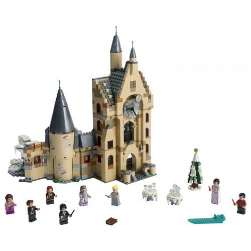 Hogwarts Clock Tower